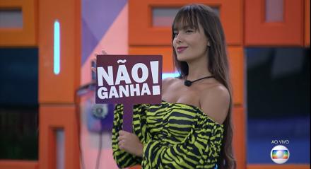 Thais, participate do Big Brother Brasil 21