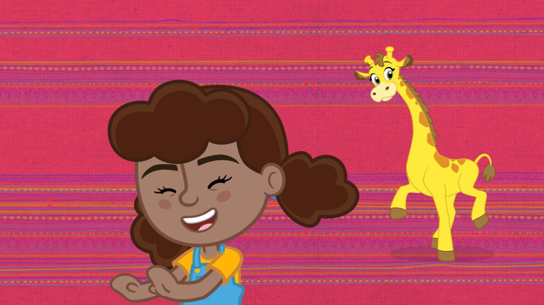 Mundo Bita lança o clipe ''Dona Girafa''