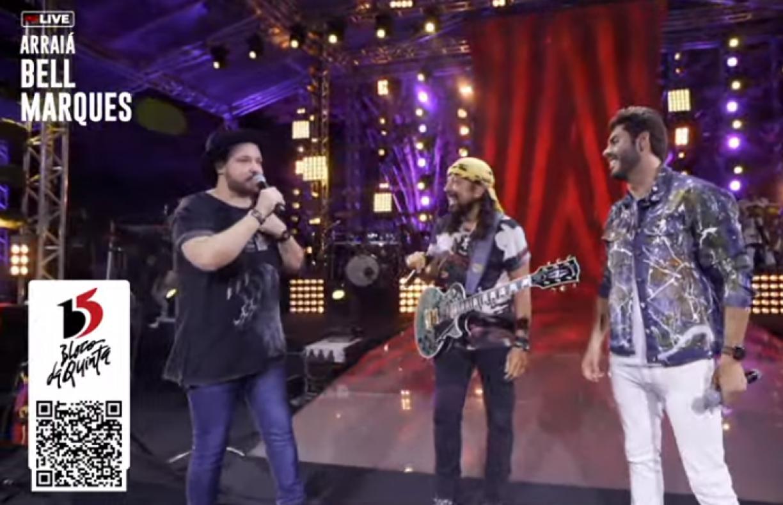 Em live, Bell Marques lança bloco para o Carnaval de Salvador 2022. Festa não está confirmada