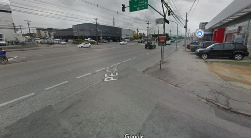 Google Street View/ Reprodução