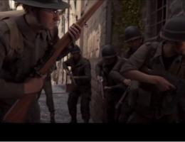 Company of Heroes se passa no mediterrâneo, durante a Segunda Guerra Mundial