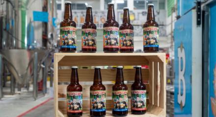 Downtown Pub em parceria com a cervejaria Babylon