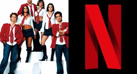 Netflix libera  primeira imagem do elenco de Rebelde, sua adaptação da famosa novela mexicana