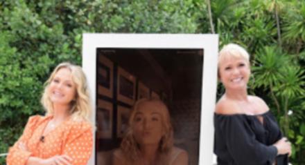 Eliana, Angélica e Xuxa se reúnem em programa do SBT