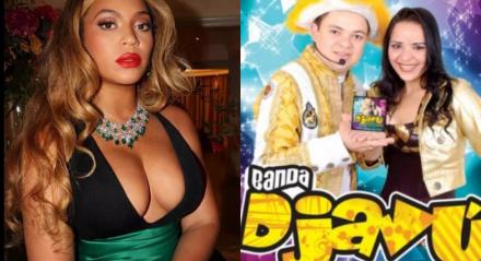 Beyoncé e a banda DJavú