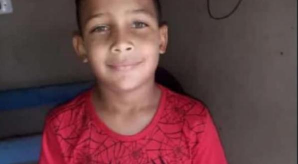 Mateus da Silva 7 anos