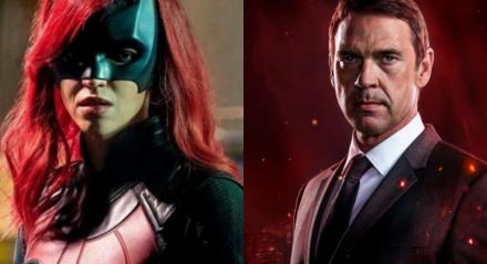 Ruby Rose em 'Batwoman' e Dougray Scott